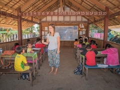 Education Volunteer in Cambodia