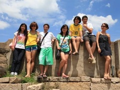 International Cultural Exchange Summer Camp