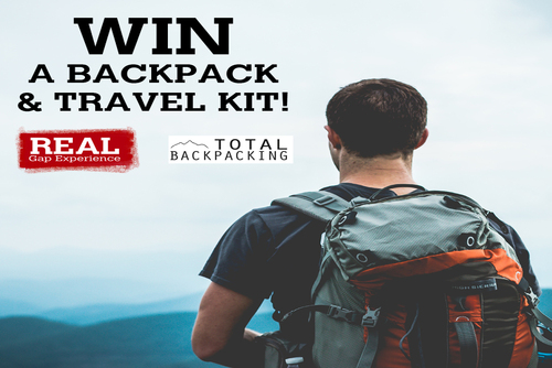 WIN a Backpack and Travel Goodies