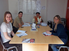 Spanish Courses in Santiago, Chile