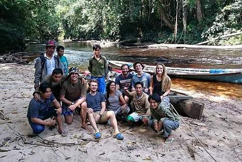 Borneo gap year