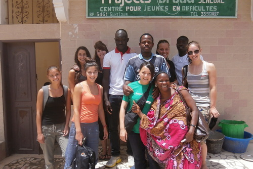 Care Work in Talibé Centres in Senegal