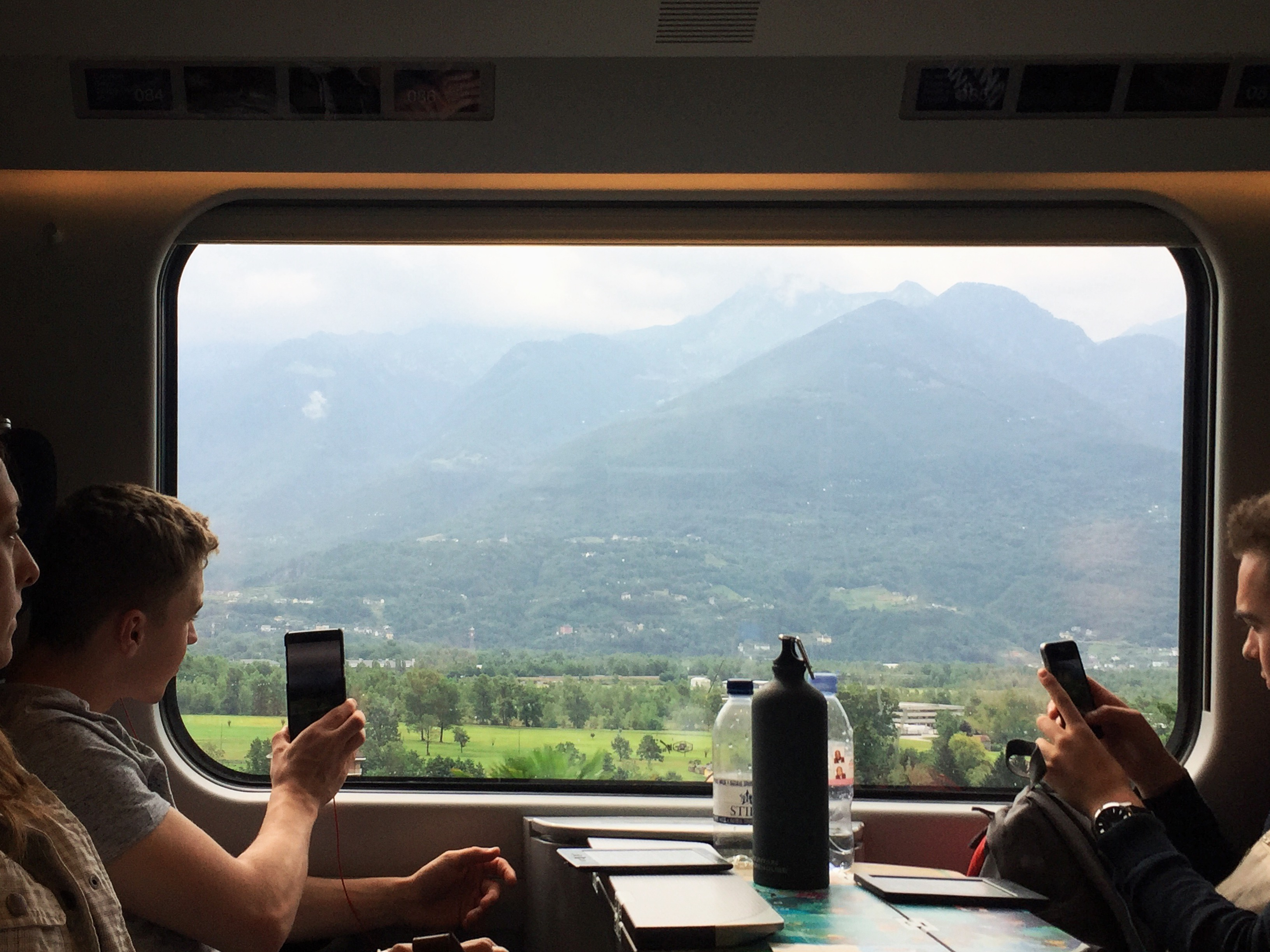 Top Tips for Traveling Europe by Train