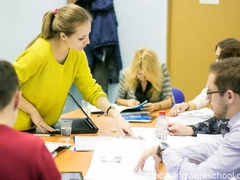 Group Russian Language Courses in St. Petersburg