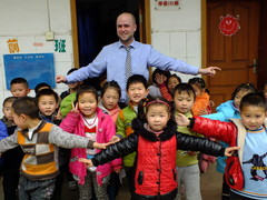 Teach English in Asia