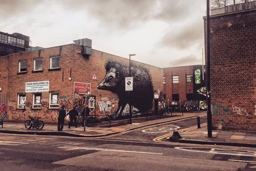 Brick Lane: London's Best Urban Hotspot