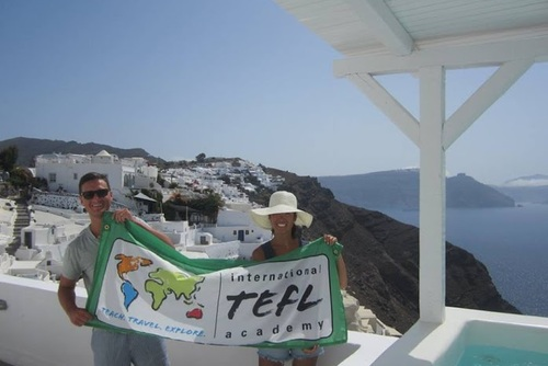 TEFL Certification Course in Crete, Greece