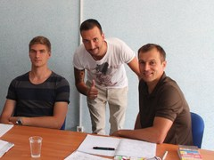 Business Russian Course in St. Petersburg