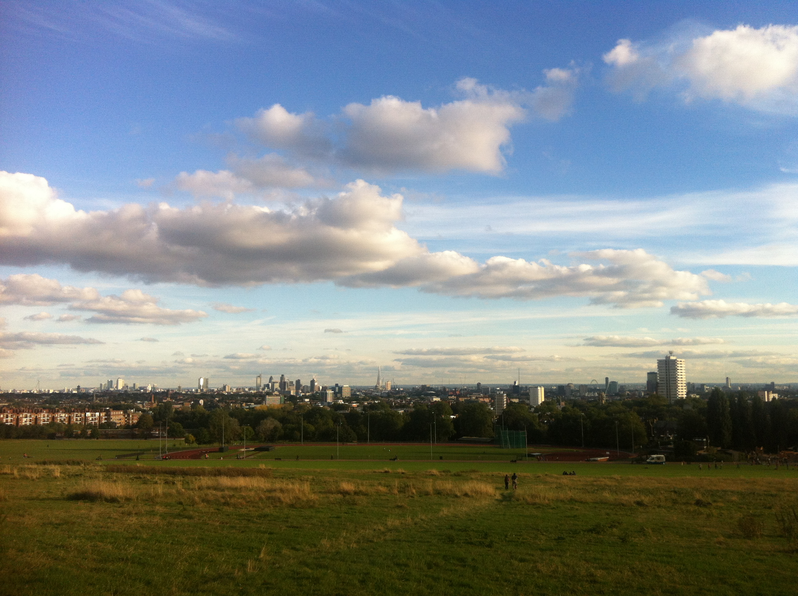 Where to Experience the Best Views of London