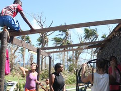 Cyclone Winston Disaster Relief, Fiji