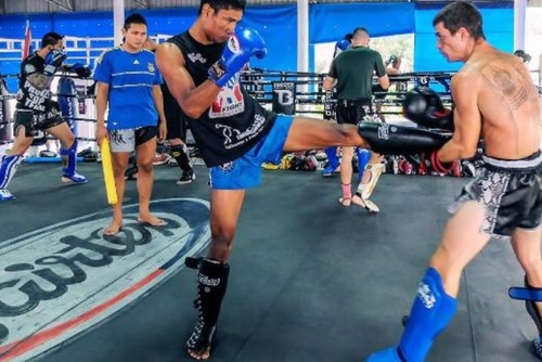 Ultimate Fighter & Mixed Martial Arts Training Camp Thailand