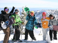 Ski & Snowboard Instructor Course, Canada