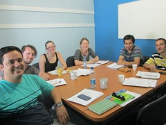 Group Spanish Classes, Santiago, Chile