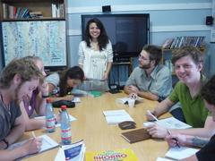 Private Spanish Classes, Santiago, Chile