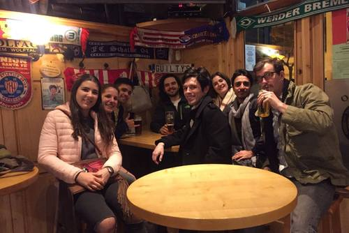 Spanish Courses in Bilbao