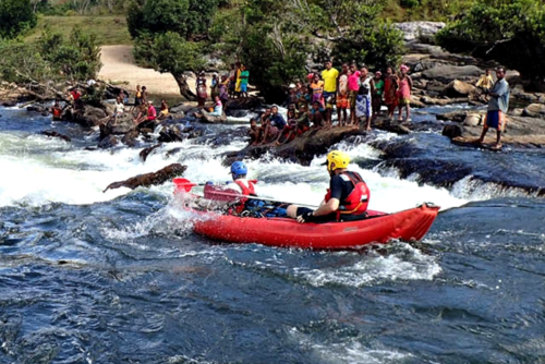 Rafting Adventure, Madagascar