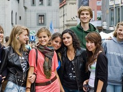 German Courses for Teenagers in Austria & Germany