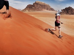 Trek to Petra and fundraise for refugees