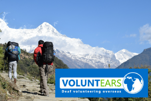 Volunteering with D/deaf communities in Nepal