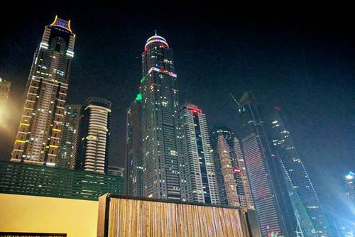 10 of the Best Rooftop Bars in Dubai