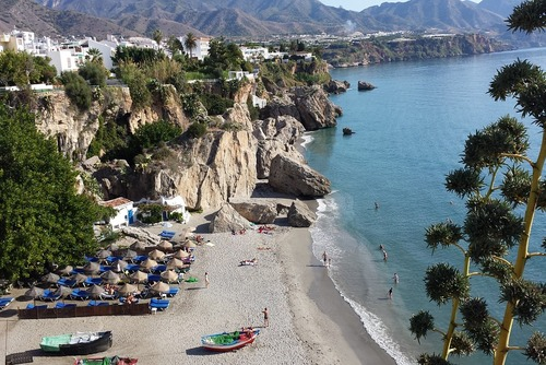 One of the Best Kept Spanish Secrets: Nerja & Playa Maro