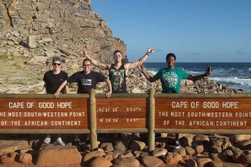 Study Abroad in Africa