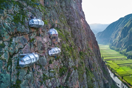 Most Extreme & Unusual Hotels In The World
