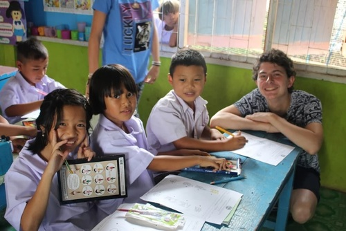 Hill-tribe Community Teaching Internship in Thailand