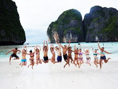 10 Day Thailand Island Hop Adventure