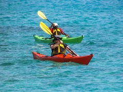 Best Places to Go Kayaking & Canoeing in Andalucia