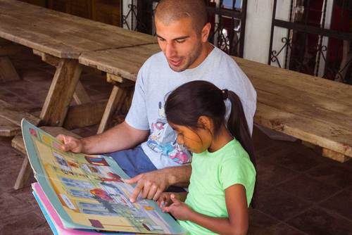 Childcare Work in Guatemala from US$275