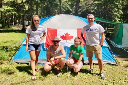 Summer Camp Jobs in Canada