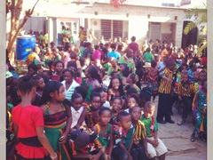 How The Charles Mwense Foundation Helps in Zambia