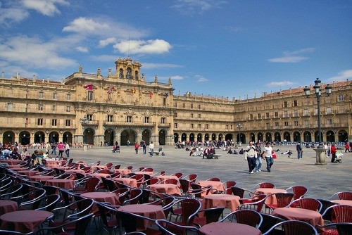 How to Get to Salamanca from Madrid