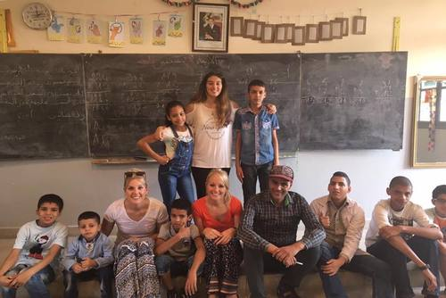 My Life-changing Experience Volunteering in Marrakesh