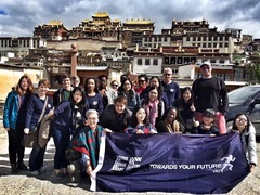 Teach English ANYWHERE in China!  Positions available in 60+ cities.