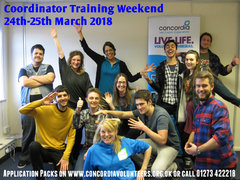 Co-ordinate an international volunteer project in the UK this Summer with Concordia!