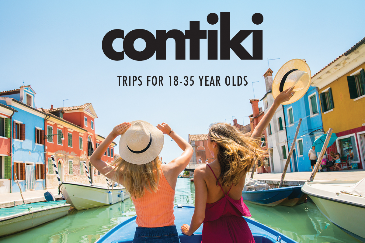 5 Reasons to Travel with Contiki