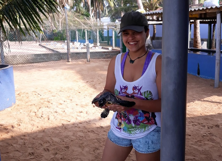 My Life Changing Experience Helping Sea Turtles in Sri Lanka