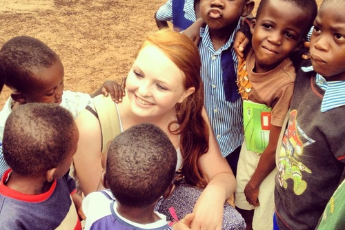 Childcare & Orphanage Work in Ghana