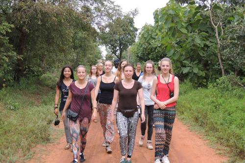 Teen and High School Volunteer Trips to Ghana