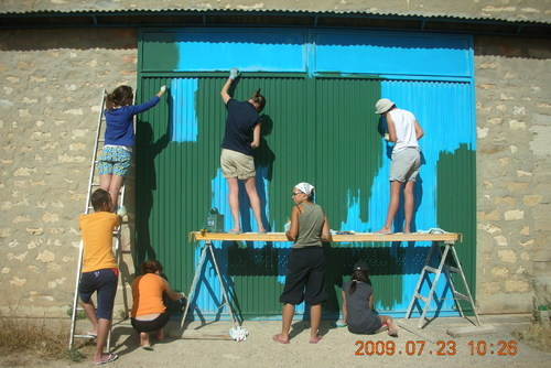 International Volunteer Projects in France