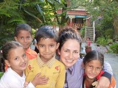 Volunteer with Street Children in Dharamsala, India