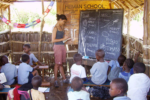 Teaching Internship + Volunteering, Tanzania