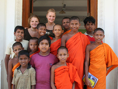 Teaching Internship in Sri Lanka