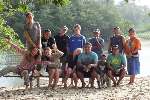 Volunteer with Amerindians in the Amazon