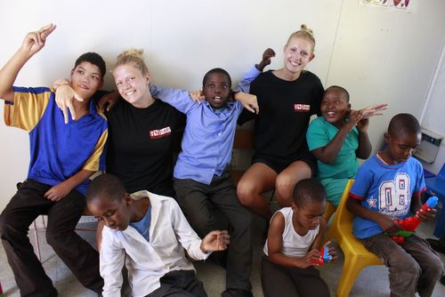 Cape Town Community Volunteers