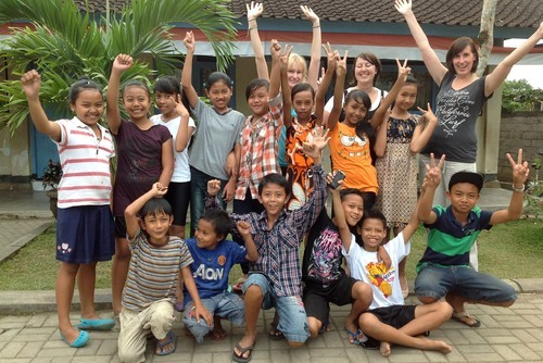 Bali Teaching & Childcare