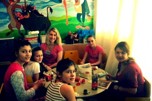 Orphanage and Childcare volunteering in Romania