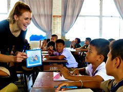 Gain a TESOL, Teach and Earn in Thailand
